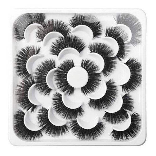5d mink eyelash 10 Pairs Wholesale (1)