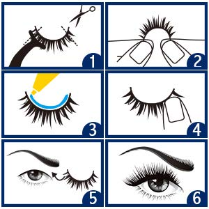 5d mink eyelash operation