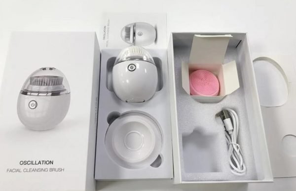 Sonic Facial Cleansing Brush Package