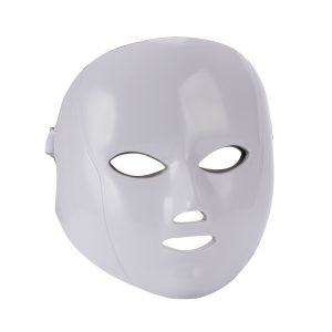 Led Face Beauty Mask 7 Color Light Therapy Facial Mask Wholesale
