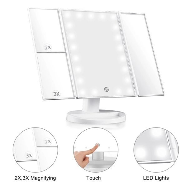 LED Makeup Mirror Vanity Mirror Wholesale