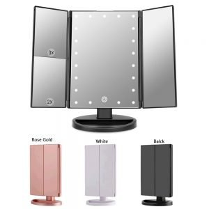 Makeup Mirror Vanity Mirror with 21 LED Lights Wholesale