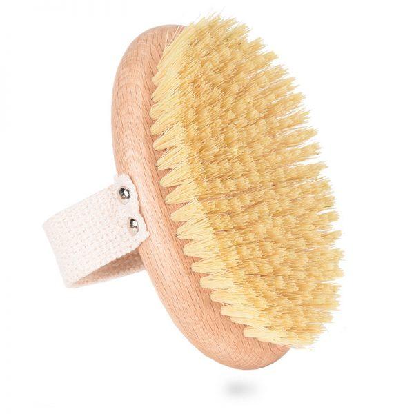 Natural Sisal Bristle Dry Brush Body Brush China Professional Suppliers