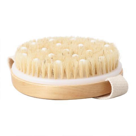 Wet or Dry Brushing Body Brush with Gentle Massage Nodes Wholesale
