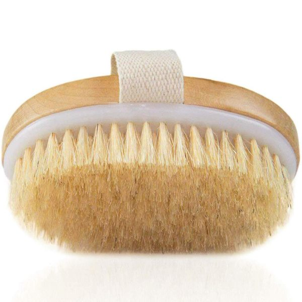 Natural and ECO-Friendly Dry Brushing Body Brush Wholesale