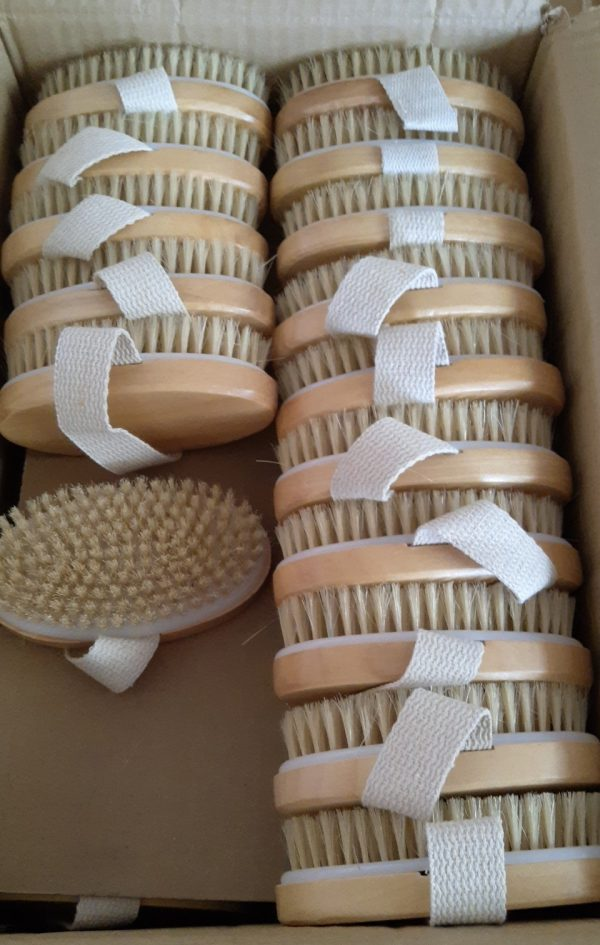 Professional Suppliers of Dry Brushing Body Brush