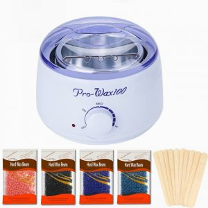 Professional Electric Waxing Warmer Hair Removal Kit Wholesale