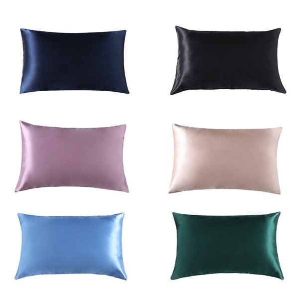 19 Momme Both Side 100% Mulberry Silk Pillowcase Wholesale