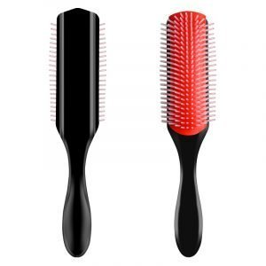 9 Row Hair Styling Brush Wholesale