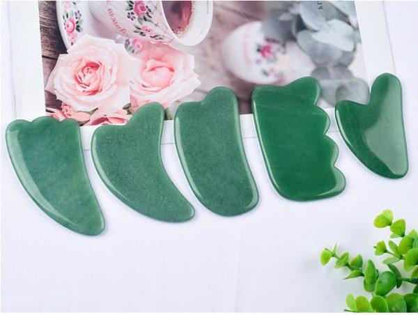 100% Natural Rose Quartz Gua Sha Massage Tool Wholesale