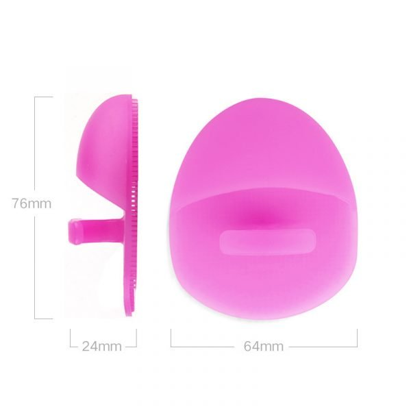 Silicone Manual Facial Cleansing Brush Wholesale