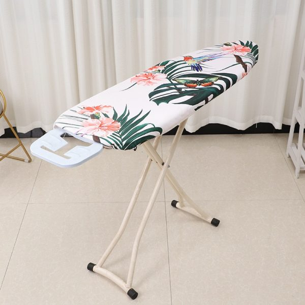 Ironing Board Cover green leaf and bird
