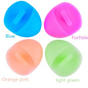 Silicone Manual Facial Cleansing Brush