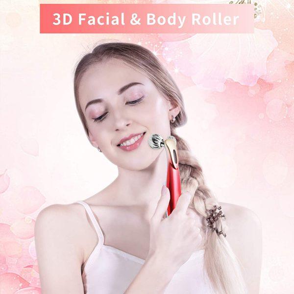 Microcurrent Roller Massager