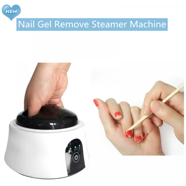 Nail Gel Remove Steamer Machine