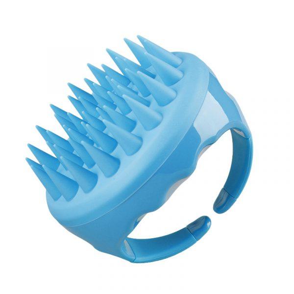Round Shape Hair Scalp Massage Brush China Manufacturer