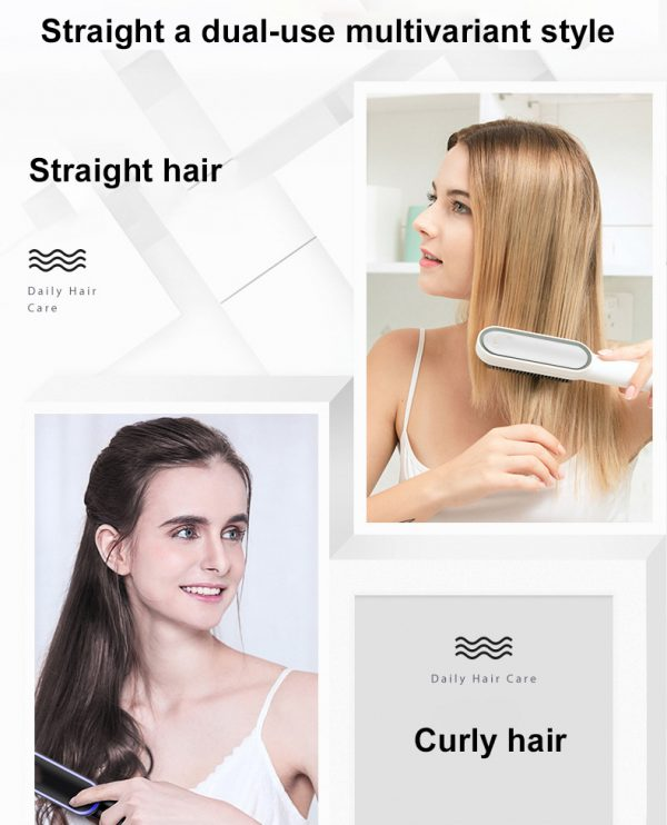 Hair Straightener Comb China Manufacturer Wholesale